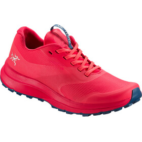 Arc'teryx W's Norvan LD Shoes dragon fruit/poseidon
